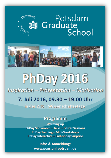 PhDay 2016 - Flyer (PDF, 0.7 MB)